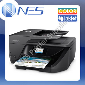 HP Officejet 6970 All-in-One Wireless Inkjet Printer+Duplex+FAX+ADF [P/N:J7K34A]